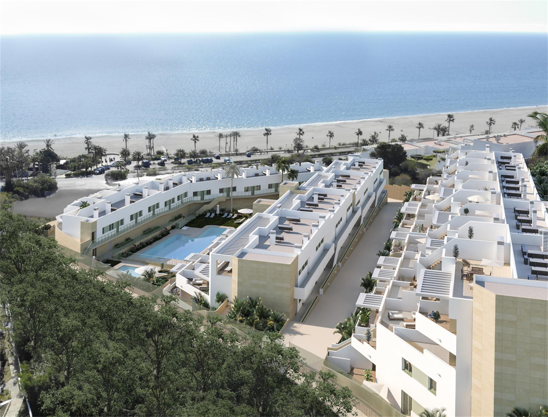Playa Mojácar -  Costa Almería - A0602